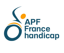 Apf France Handicap Logo